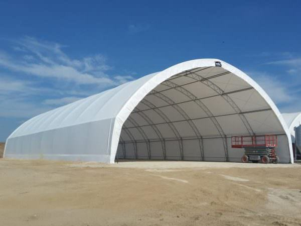 PRE-ENGINEERED FABRIC BUILDINGS