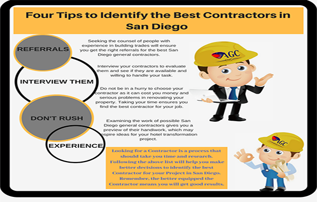 GET THE BEST SAN DIEGO CONTRACTOR